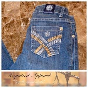 """[Rock & Republic] Skynard Skinny Jeans 29.5"""" insea"""